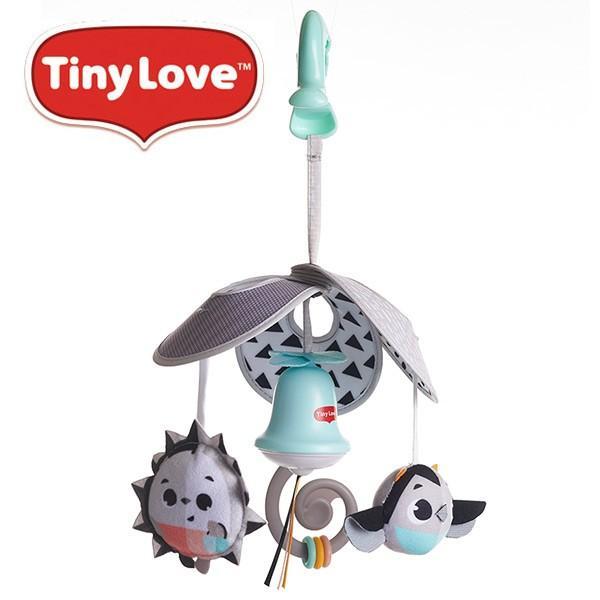 TinyLove(タイニーラブ) マジカルテールズ パック&ゴー ミニモービル 5090085001 メリー モービル 赤ちゃん おもちゃ 音楽 出産祝い ねんね ねんねおもちゃ