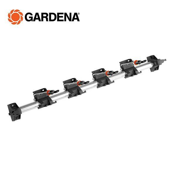 ツールラック 3501-20 966647901 ガーデンアクセサリ 壁掛けフック ラックのフック ガルデナ(GARDENA)