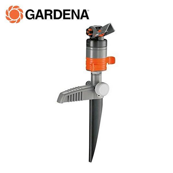 ターボドライブスプリンクラー スパイク式 8144-20 901154201 スプリンクラー 散水機 庭 ガルデナ(GARDENA)