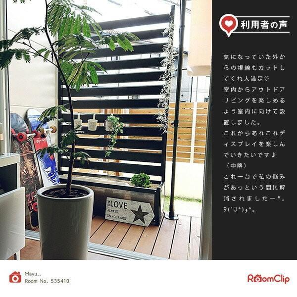 アルミプランターフェンス(幅120高さ149) KAPF-1215 ガーデンラティス ボーダーフェンス プランターボックス 花壇フェンス【あすつく】|e-kurashi|07