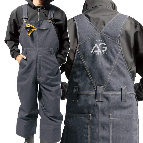 サロペット防寒防水極寒メンズ釣りAGA-3100レインサロペット作業ズボン作業着作業服極寒防寒着山善×Makku