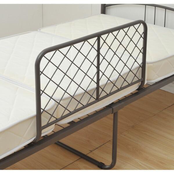ベッドガード(幅70 高さ40) YBG-70 ベッドフェンス 落下防止 布団ずれ防止 サイドガード|e-kurashi