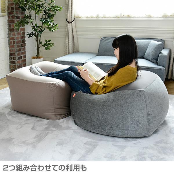 ビーズソファ 大 65cm BS43-6543 ビーズソファー マイクロビーズ ビーズクッション ソファ ソファー 1人掛け 座椅子 座いす フロアチェア【あすつく】|e-kurashi|11