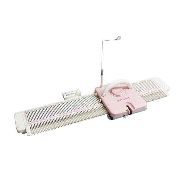 カンタン編み機 あみむめも GK-370 編み器 あみ機 編機 編み物 マフラー ニット 母の日