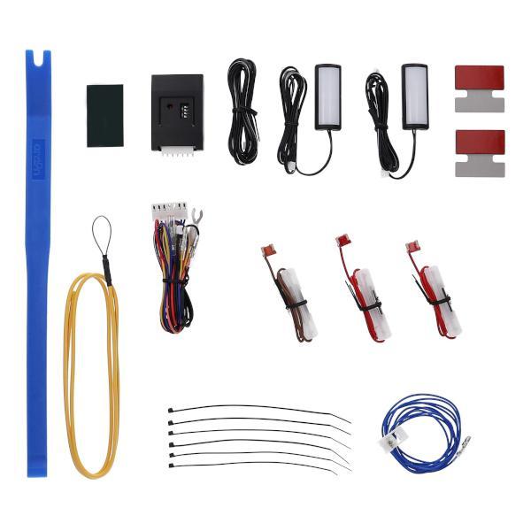 LED フットランプ / フットライト キット  | アクア(NHP10)専用 | エーモン/e-くるまライフ|e-kurumalife|02