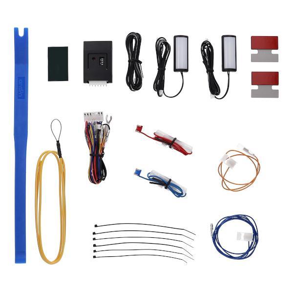LED フットランプ / フットライト キット    ジムニー(JB64W)専用   e-くるまライフ.com/エーモン e-kurumalife 02