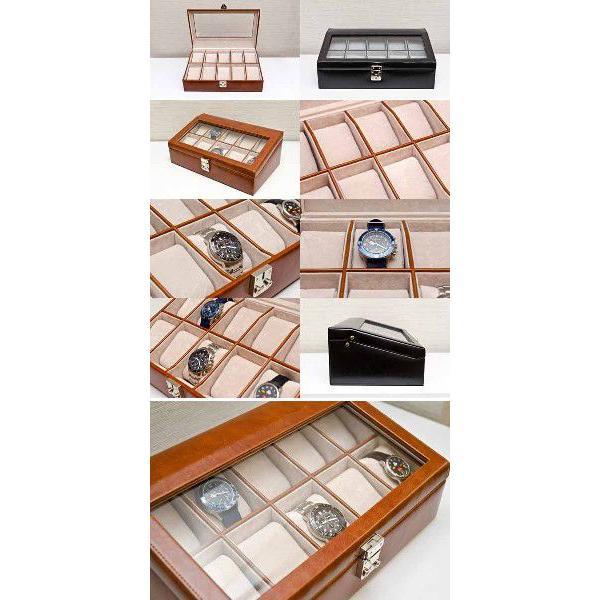 ウォッチケース 見せる収納 腕時計コレクションケース|e-living|05