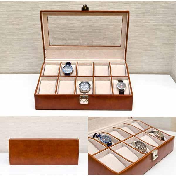 ウォッチケース 見せる収納 腕時計コレクションケース|e-living|06