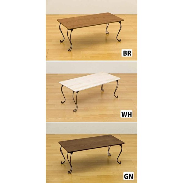 折りたたみテーブル おしゃれ 安い ローテーブル|e-living|05