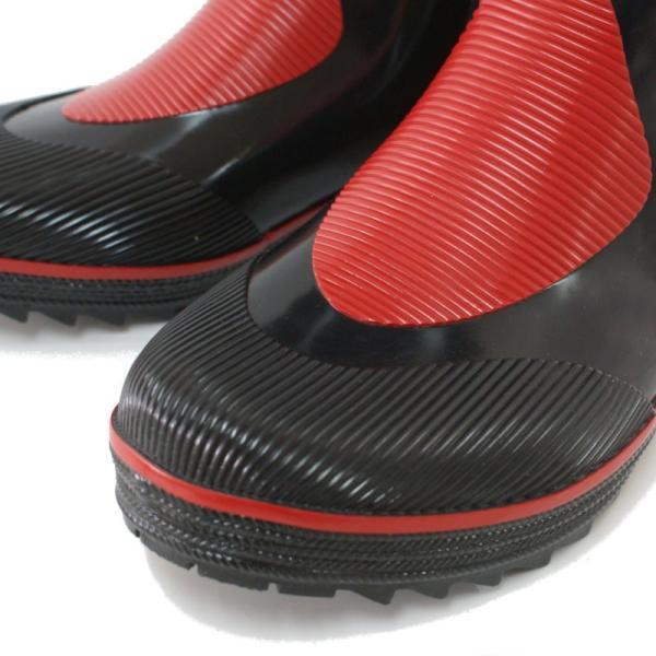 長靴 作業用 レインブーツ プロファイン NR-1000 ブラック|e-minerva|03