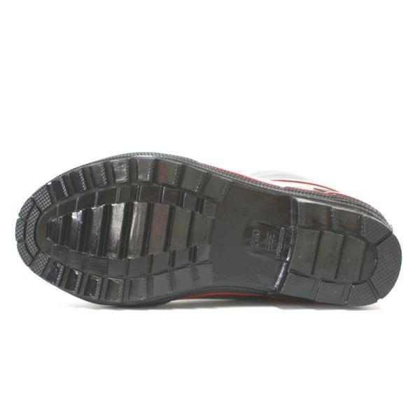 長靴 作業用 レインブーツ プロファイン NR-1000 ブラック|e-minerva|05