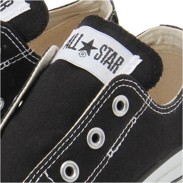 コンバース CONVERSE オールスター スリップ 3 SLIP 3 OX ホワイト・ブラック・ブラックモノ|e-minerva|10