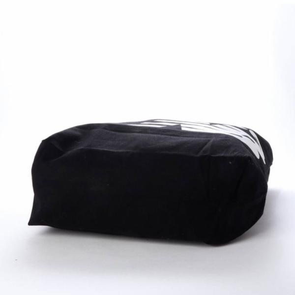 ニューバランス JABL9405 ビッグロゴトートバッグ 14L ブラック・オフホワイト|e-minerva|10