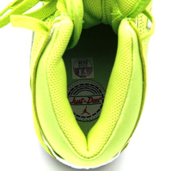 NIKE AIR JORDAN LEGACY GHOST GREEN【ナイキ エアー ジョーダン  レガシー 312  ゴースト グリーン 】GHOST GREEN/WHITE-CEMENT GREY AQ4160-301  日本未発売|e-minor|04