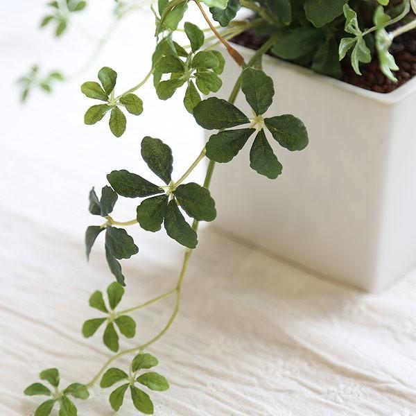 観葉植物 L.シサスアイビー シュガーバイン 造花 インテリア フェイクグリーン 高級 リアル おしゃれ 室内 ギフト 消臭 光触媒 CT触媒|e-mintcafe|03
