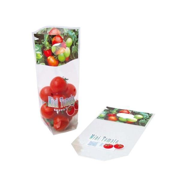 野菜袋_カラースタンドパック ミニトマト 2000枚
