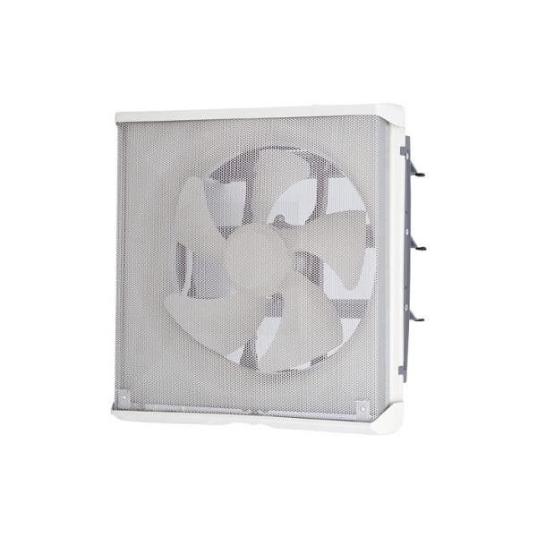 三菱電機*MITSUBISHI* 標準換気扇 【EX-20EMP6-F】 ワンタッチフィルタータイプ 電気式シャッター 引きひもなし 電源コード(プラグ付)