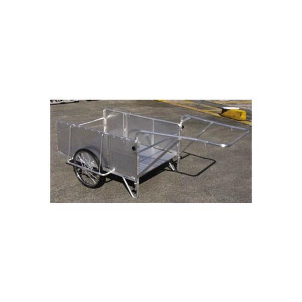 昭和 アルミ製リヤカー 180kg