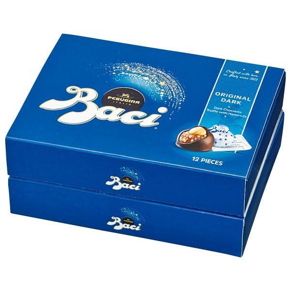 イタリア お土産 バッチ チョコ 6箱セット(おまけ付) Baci お菓子 チョコレート|ヨーロッパ イタリア土産|e-omiyage|04