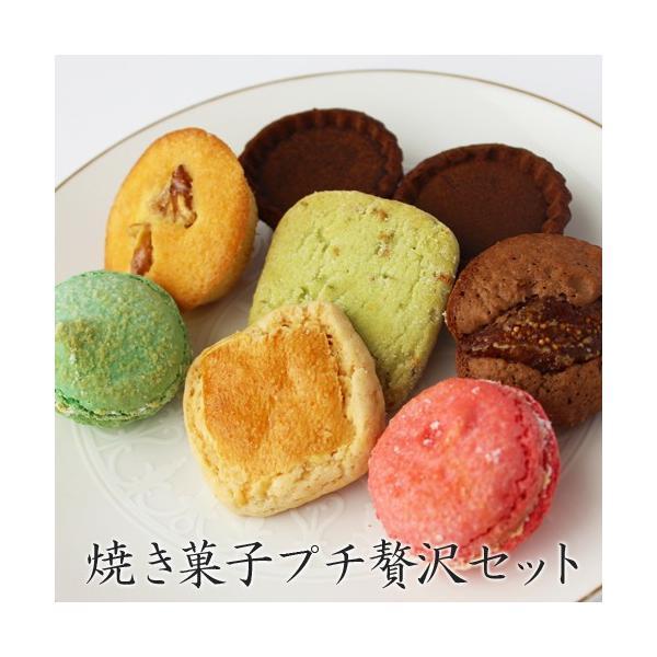 プチ贅沢 焼き菓子おためしセット|e-pierre