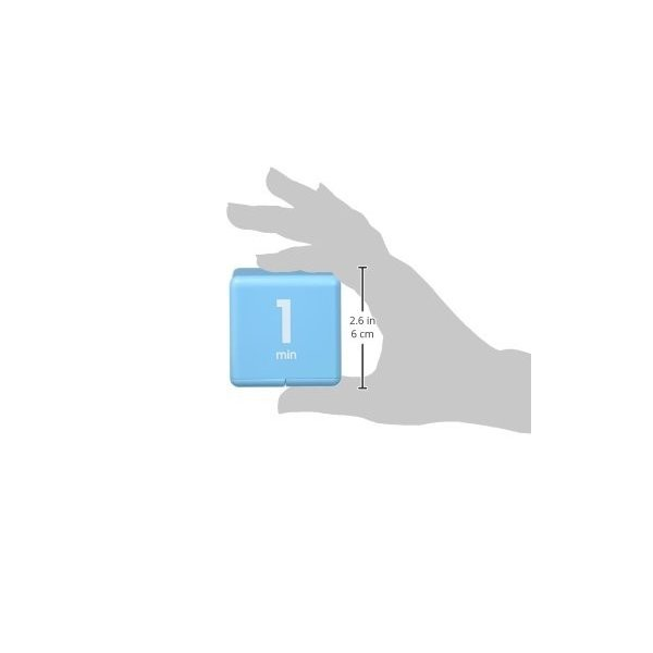 Cube Timer 4time options:1,3,5or7 minute DF-35(TIME CUBE) e-plaisir-shop 03