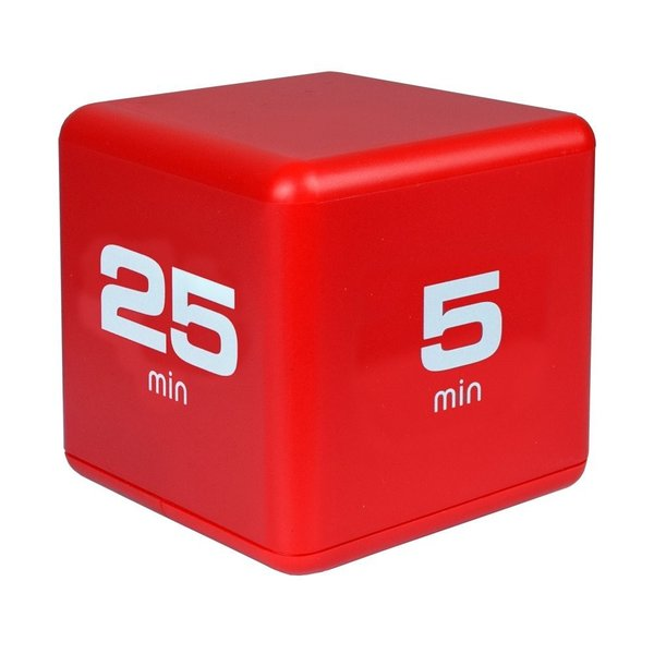 Cube Timer 4time options:5,10,20or25 minute DF-38(TIME CUBE)|e-plaisir-shop
