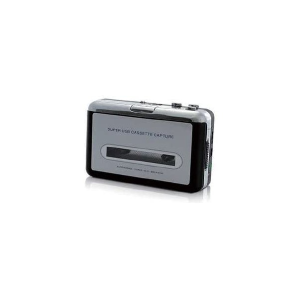 mathey USB2.0対応 カセットMP3コンバーター MACP-CTM3C 【処分特価品】