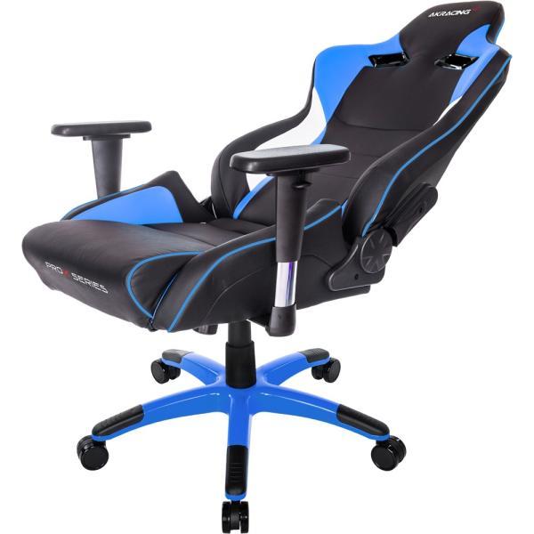 AKRacing Pro-X ゲーミング・オフィスチェア (ブルー) AKR-PRO-X/BLUE [受注発注品:2週間〜4週間]|e-plaisir-shop|04