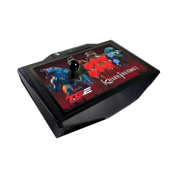 Xbox One用 アーケードコントローラー Killer Instinct ウメハラ推薦TE2モデル MCX-FS-KI-TE2 MadCatz / マッドキャッツ|e-plaisir-shop