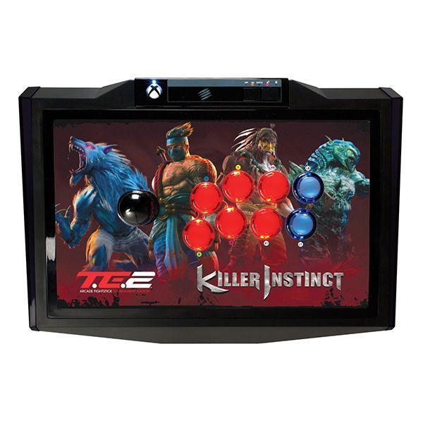 Xbox One用 アーケードコントローラー Killer Instinct ウメハラ推薦TE2モデル MCX-FS-KI-TE2 MadCatz / マッドキャッツ|e-plaisir-shop|02
