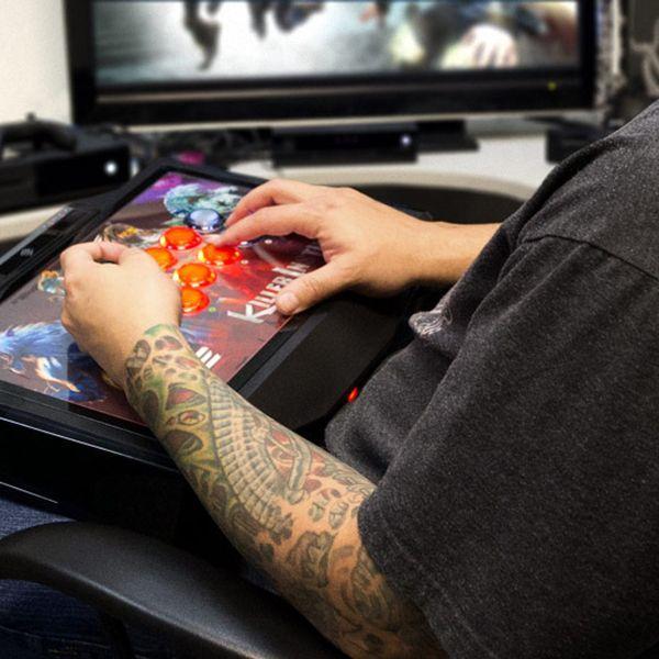 Xbox One用 アーケードコントローラー Killer Instinct ウメハラ推薦TE2モデル MCX-FS-KI-TE2 MadCatz / マッドキャッツ|e-plaisir-shop|04