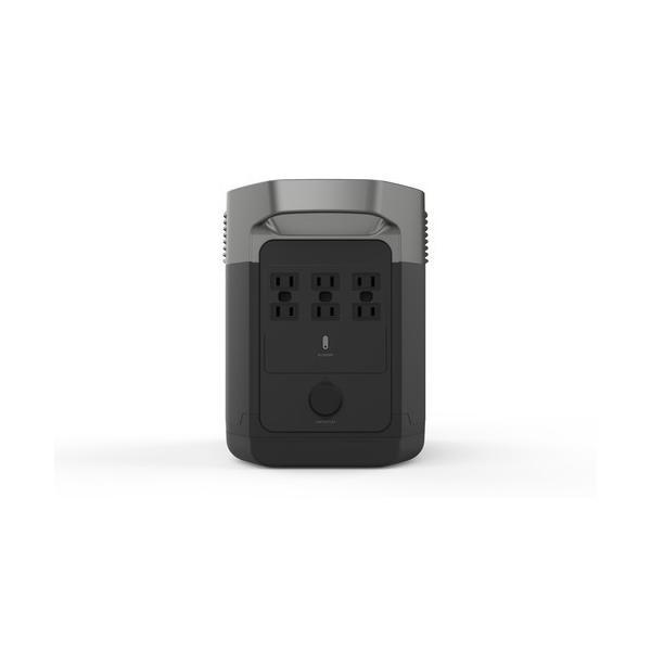 【8月入荷予定】 大容量バッテリー 充電器 ポータブル電源 容量 340540mAh (1260Wh) ECOFLOW EFDELTA1300-JP ソーラーパネルセット版|e-plaisir-shop|11