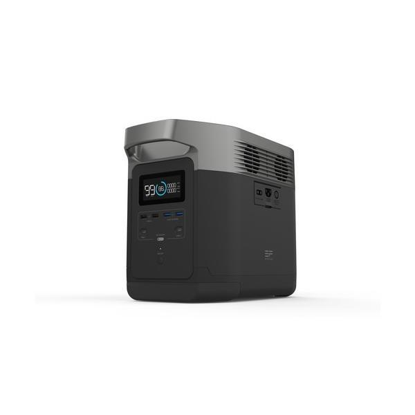 【8月入荷予定】 大容量バッテリー 充電器 ポータブル電源 容量 340540mAh (1260Wh) ECOFLOW EFDELTA1300-JP ソーラーパネルセット版|e-plaisir-shop|12