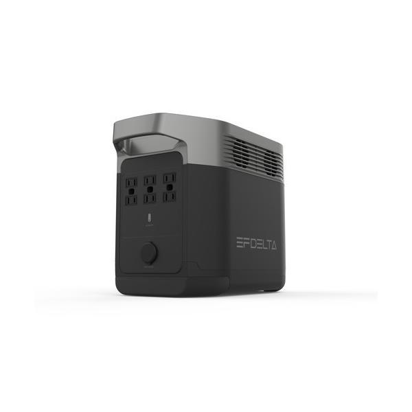 【8月入荷予定】 大容量バッテリー 充電器 ポータブル電源 容量 340540mAh (1260Wh) ECOFLOW EFDELTA1300-JP ソーラーパネルセット版|e-plaisir-shop|13