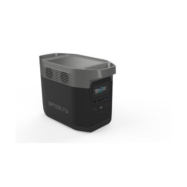 【8月入荷予定】 大容量バッテリー 充電器 ポータブル電源 容量 340540mAh (1260Wh) ECOFLOW EFDELTA1300-JP ソーラーパネルセット版|e-plaisir-shop|14