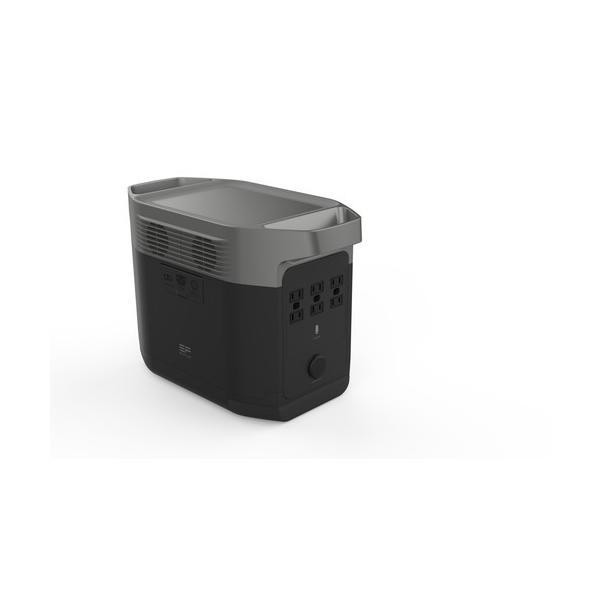 【8月入荷予定】 大容量バッテリー 充電器 ポータブル電源 容量 340540mAh (1260Wh) ECOFLOW EFDELTA1300-JP ソーラーパネルセット版|e-plaisir-shop|15