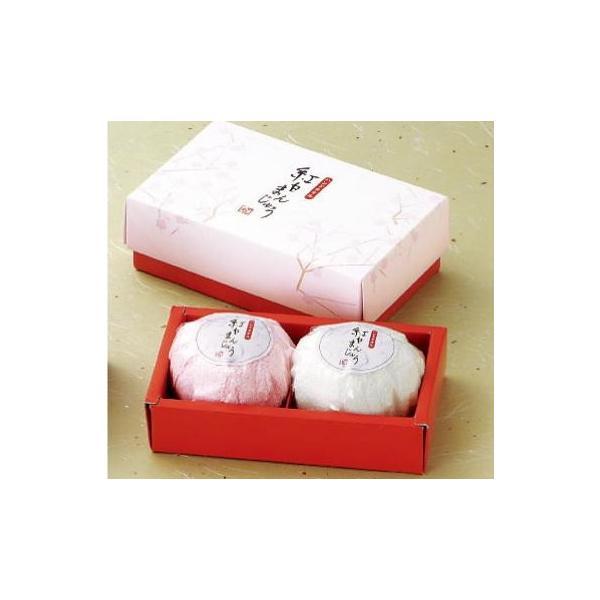 紅白まんじゅう ハンドタオル2枚セットおめでたい ハンドタオル 粗品・記念品  21z327g02