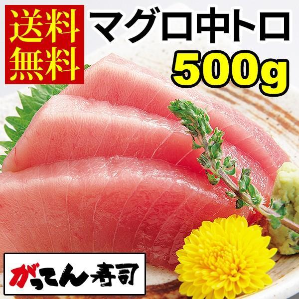 ミナミマグロ中トロ500g(250g×2) 送料無料/刺身/マグロ/まぐろ/南鮪/中トロ/赤身/ギフト/贈り物/がってん寿司