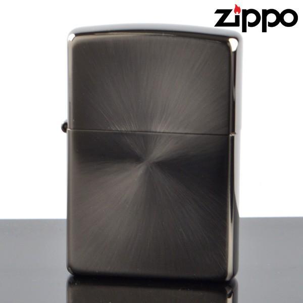 fukashiro ZIPPO ジッポライター 1201s295 fczpラジアルカラbk (1201s295)