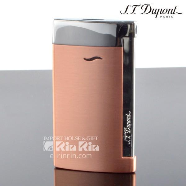 デュポン ライタースリム7 SLIM7 27704 ピンクコッパー slim7 デュポンライター[Dupont] ブランド ライター ターボライター