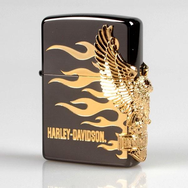 zippo HARLEY サイドメタル HDP-01 ジッポー ハーレー シリーズ ジッポーライター