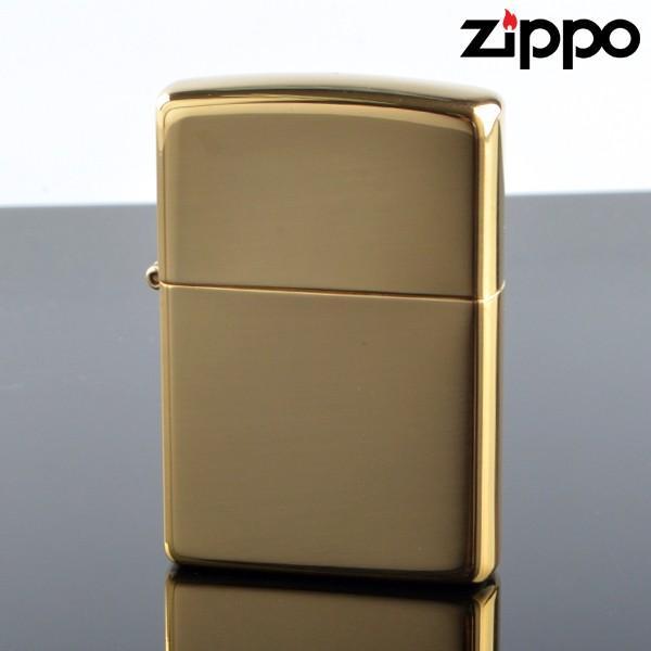 Zippo ジッポライター zp254b スタンダード ブラスポリッシュ オイルライター