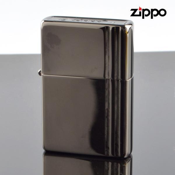 FCZP Zippo ジッポライター 1201s536 ボトムスアップ Dライン BK