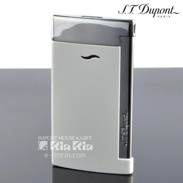 デュポン ライタースリム7 SLIM7 27702 ホワイ slim7 デュポンライター[Dupont] ブランド ライター ターボライター