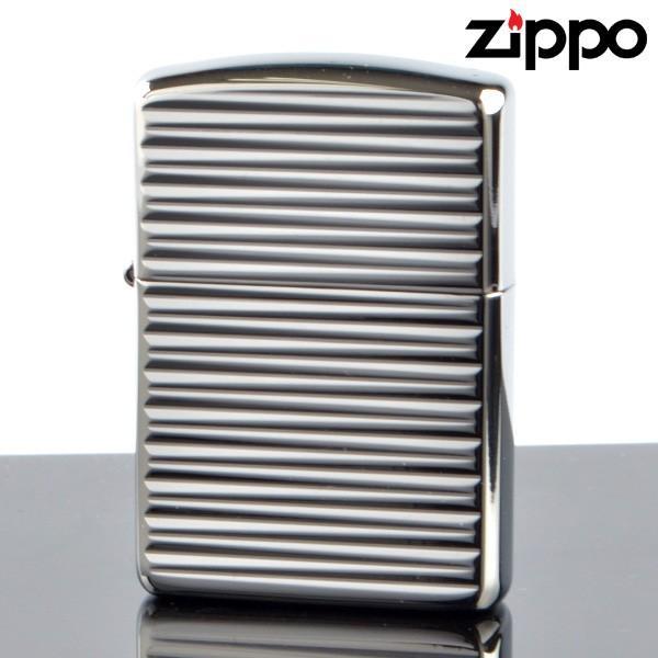 ZIPPO#162 アーマージッポー High Polish Chrome ハイポリッシュクローム USAオリジナルZIPPO (28639zp)