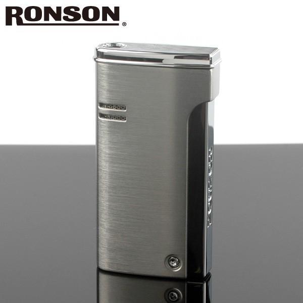 ロンソン ターボライター [RONSON] r29-0002 クロームサテン( Ronson ロンソン バーナーフレームライター ブランド ライター )ロンジェット