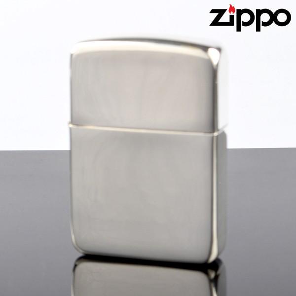 Zippo ジッポライター zp105059 塊 1941ミガキ 超越銀メッキ