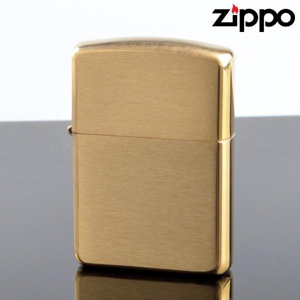 Zippo ジッポライター zp168 アーマーケース ブラスサテーナ オイルライター