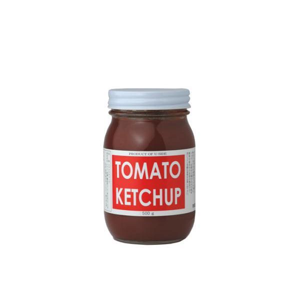 トマトケチャップ500g 瓶入り 「ユーサイドの調味料」