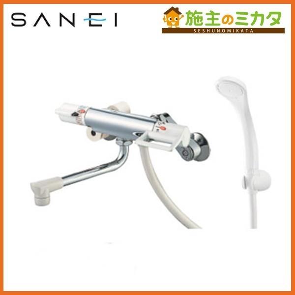 三栄水栓SK181D-13サーモシャワー混合栓混合水栓浴室用